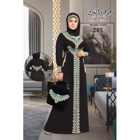 Gulf Abayas Dress