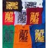 T-shirt ''On ne met pas le Coeur'' by Maahlox