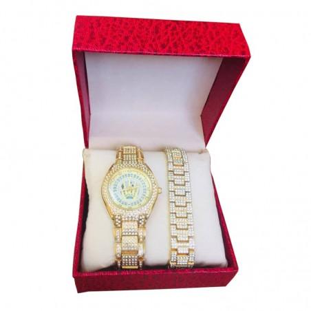 Rolex watch with Bracelet